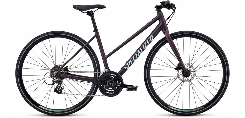Specialized 2019 Specialized Sirrus Women's Step-Through