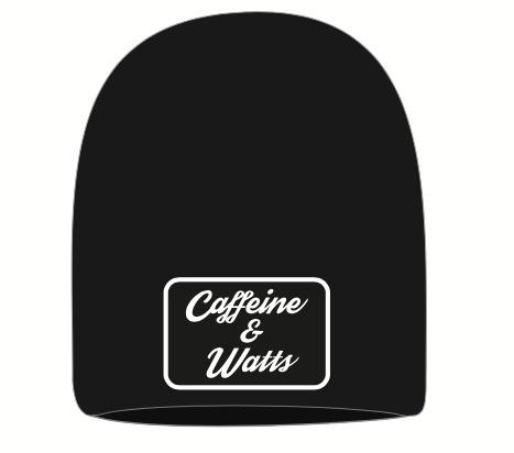 Caffeine & Watts Beanie