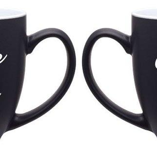 Caffeine & Watts Coffee Cup