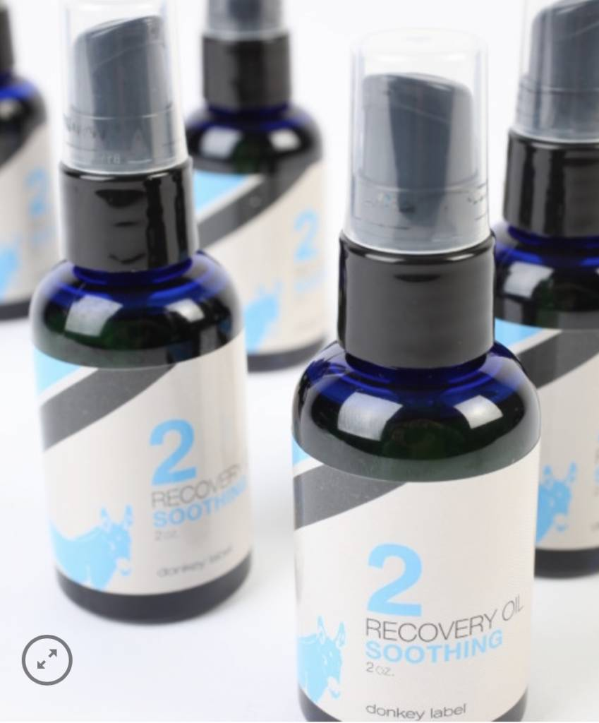 Donkey Label Donkey Label Recovery Oil