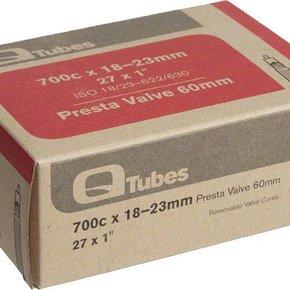 Q Tubes 700c x 23-25mm PV Tube
