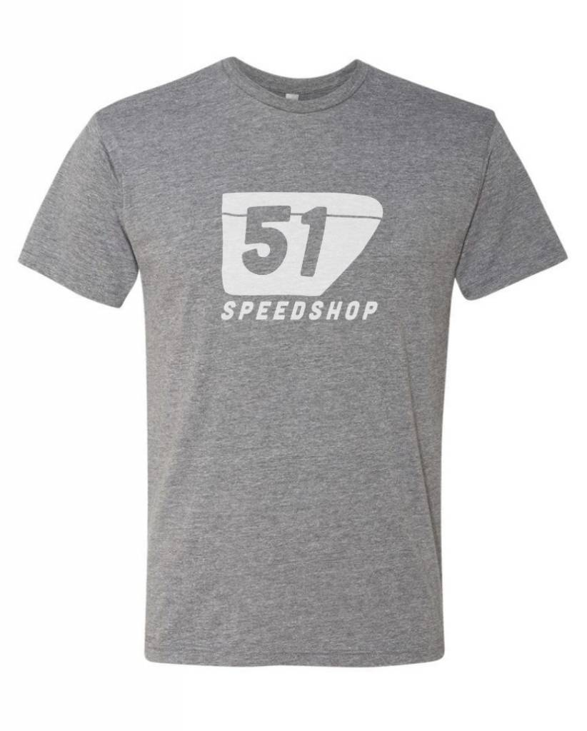 51 Speed Shop 51 Speed Shop Tee