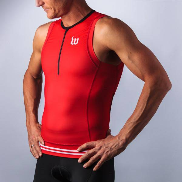 Wattie Wattie Ink Men's Contender Tri Top