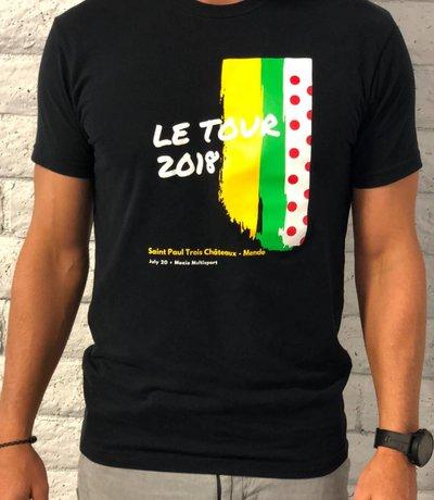 Le Tour 2018  Tee XL
