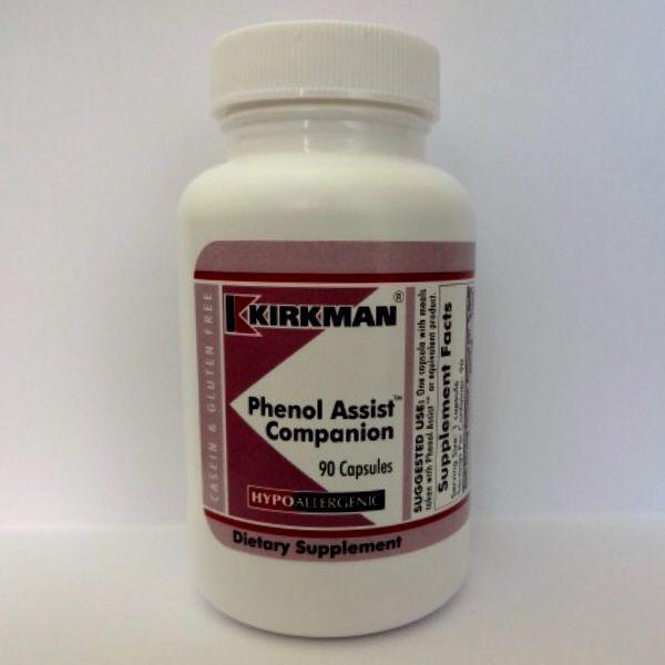 Biomed (^) PHENOL ASSIST COMPANION 90 CT (KIRKMAN)