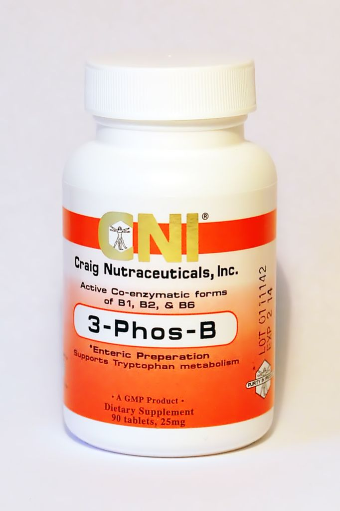 Mood 3-PHOS-B - 90 CT (CRAIG NUTRACEUTICALS INC)