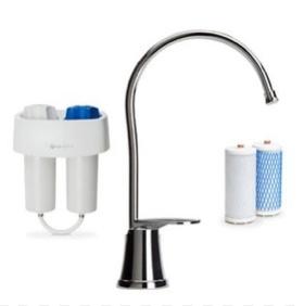 Water Filters Aquasana Under Counter Install kit AQ-4050