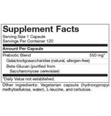Gastrointestinal Support IMMUNE BIOTIC PLUS CAPSULES (120 CAPS) (PROTHERA/KLAIRE)