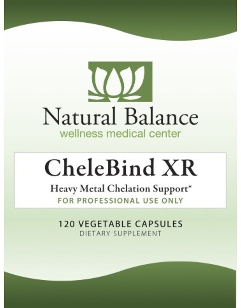 Gastrointestinal Support CHELEBIND XR 120 CT (NUMEDICA)