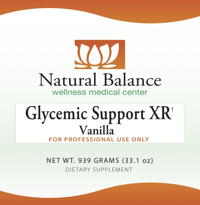 HPA Vanilla GLYCEMIC SUPPORT XR 977GM (ORTHO MOLECULAR)