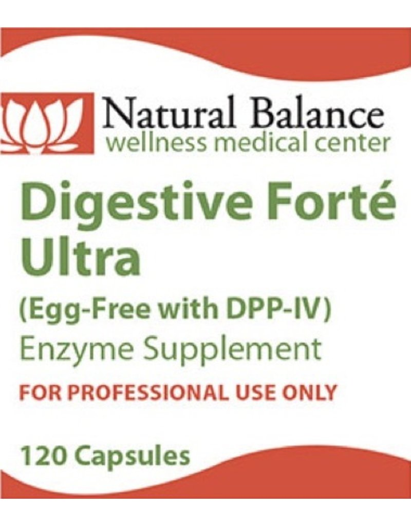 DIGESTIVE FORTE ULTRA EGG FREE 120 CT (PROTHERA/KLAIRE)