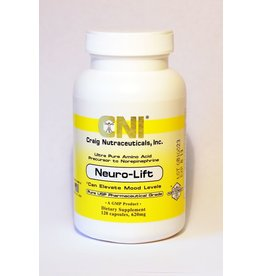 Mood NEUROLIFT 120 CT (CRAIG NUTRACEUTICALS INC)