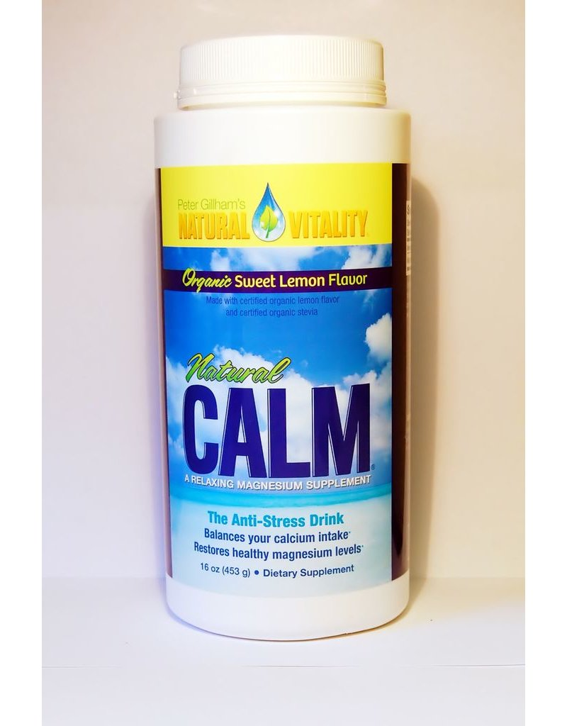 Basic NATURAL CALM (UNFLAVORED) 16 OZ (PETER)