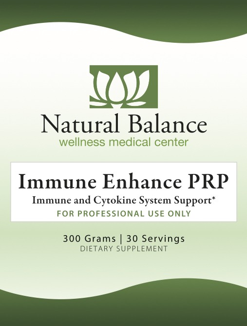 Biomed (^) IMMUNE ENHANCE PRP POWDER ,300 GRAMS (NUMEDICA)
