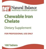 Basic CHEWABLE IRON CHELATE  30 MG 100CT (PROTHERA/KLAIRE)