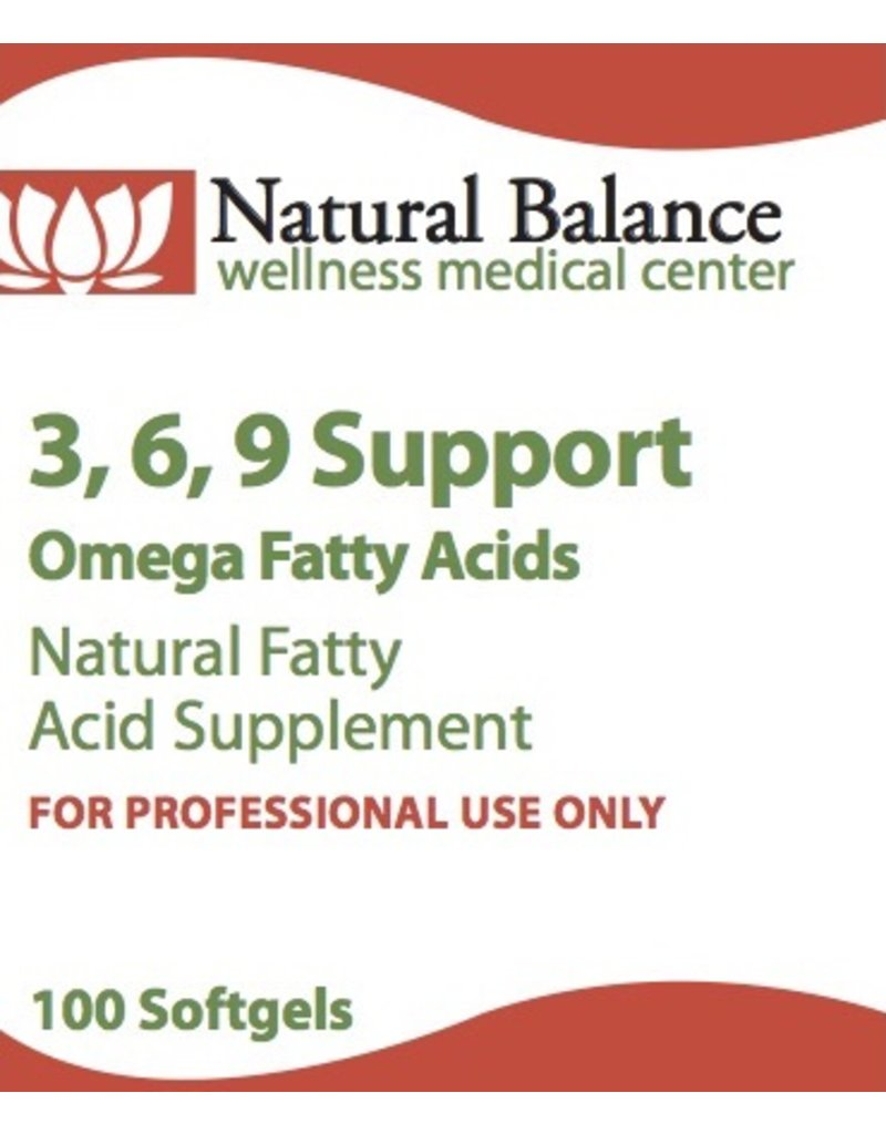 Basic 3,6,9 SUPPORT 100 SOFTGELS (PROTHERA/KLAIRE)