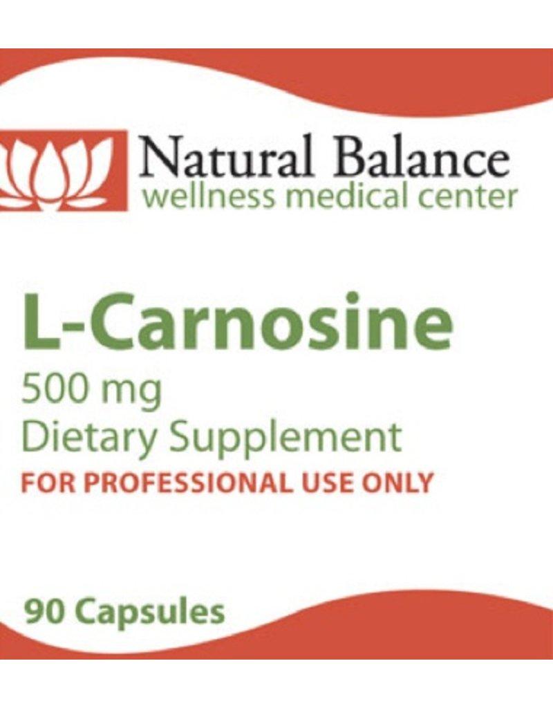 Biomed L-CARNOSINE 500 MG 90 CT (PROTHERA/KLAIRE)