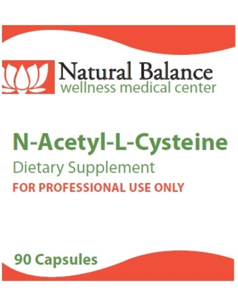 Biomed N-ACETYL-L-CYSTEINE (NAC) 500 MG 90CT (PROTHERA/KLAIRE)