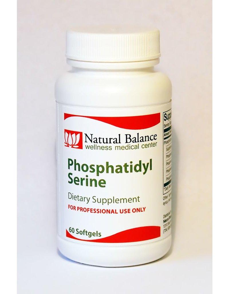 Mood PHOSPHATIDYLS SERINE 60 SOFTGELS (PROTHERA/KLAIRE)
