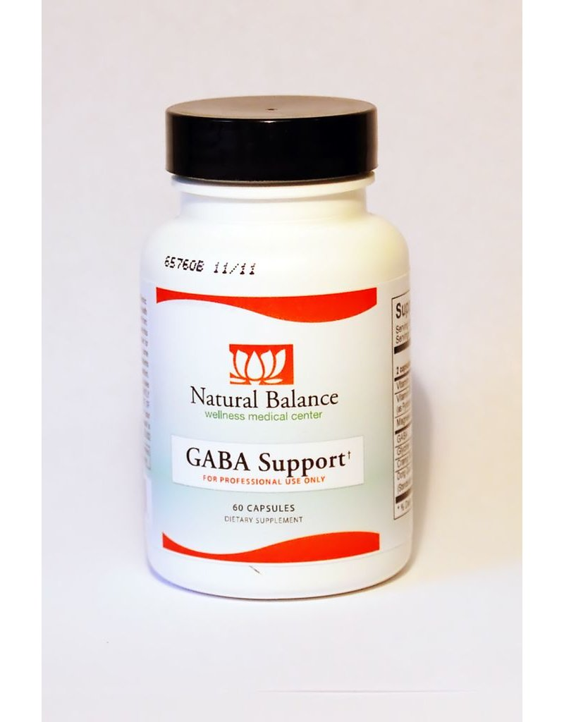 Mood *GABA SUPPORT 60CT (ORTHO MOLECULAR)