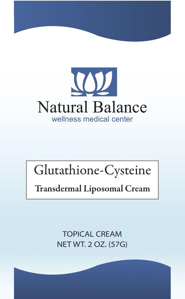 Biomed GLUTATHIONE-CYSTEINE CREAM 2OZ