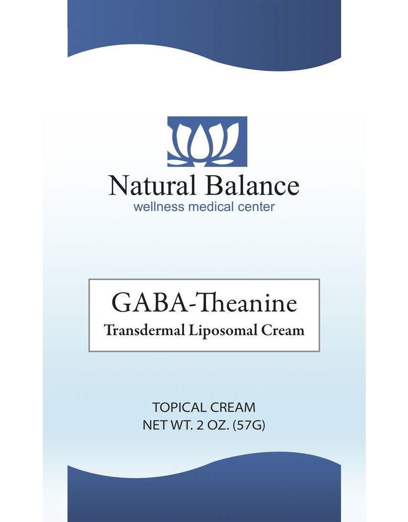 Mood GABA-THEANINE CREAM 2oz