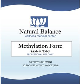 Biomed *METHYLATION FORTE - SAMe/TMG 87GM