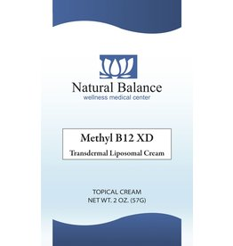 Biomed METHYL B12 XD CREAM 2oz