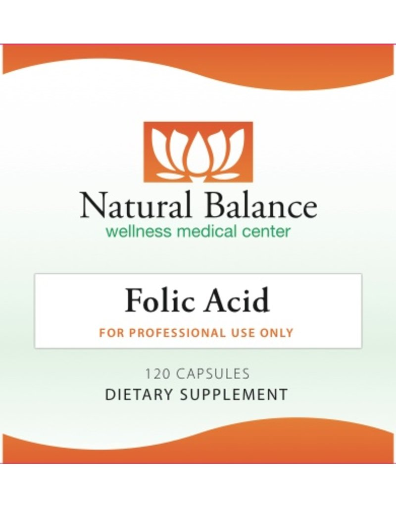 Basic *FOLIC ACID 120CT (ORTHO MOLECULAR)