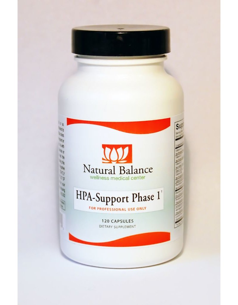 HPA HPA SUPPORT PHASE 1 120 CT  (ADAPTEN-ALL) (ORTHO MOLECULAR)