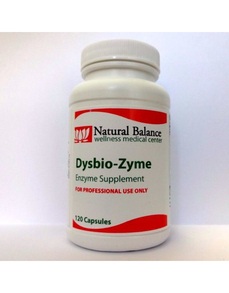 DYSBIO-ZYME  120 CT (INTERPHASE) (PROTHERA/KLAIRE)