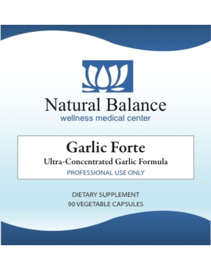 Basic GARLIC FORTE 90CT