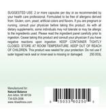 Basic *MAG CHELATE PLUS CAPSULES 60CT (ORTHO MOLECULAR)