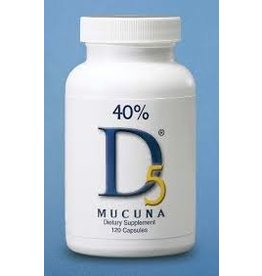 Mood MUCUNA D5 120CT (CHK NUTRITION)