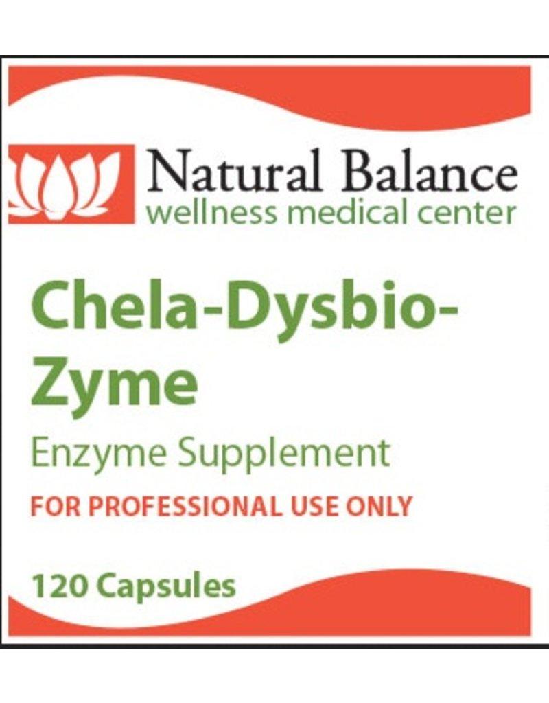 CHELA-DYSBIOZYME 120CT (PROTHERA/KLAIRE)