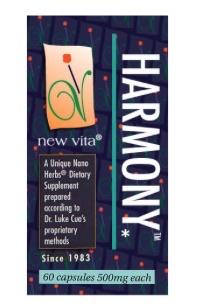 HARMONY 60 CT (NEWVITA)