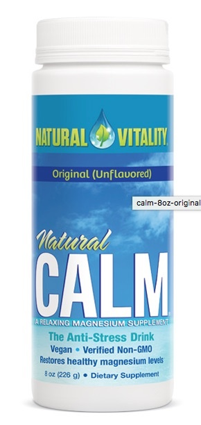 Basic NATURAL CALM (UNFLAVORED) 8 OZ (PETER)