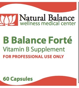 Basic B BALANCE FORTE 60 CT (PROTHERA/KLAIRE)