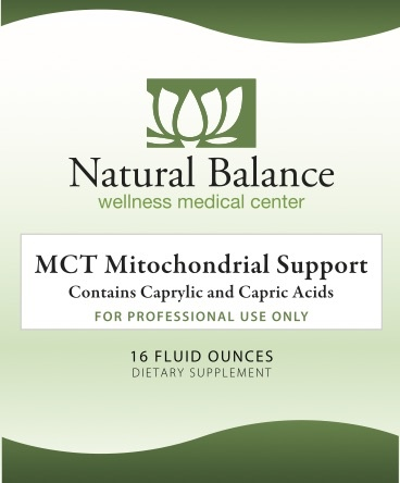 Biomed MCT MITOCHONDRIAL SUPPORT 16 OZ (NUMEDICA)