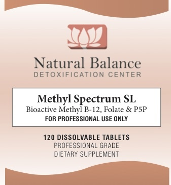 Biomed METHYL SPECTRUM SL (AKA Methylation Complete)120CT (Neuro Biologix)
