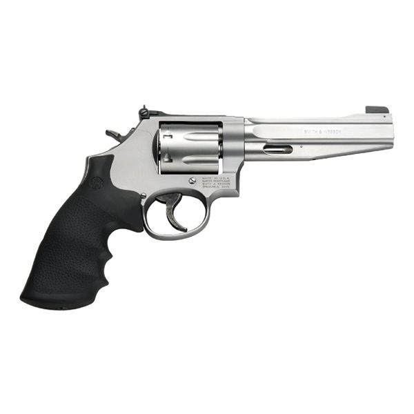 """Smith & Wesson S&W M686 .357 Mag 5"""" Brushed 7-shot, Synthetic Grip"""