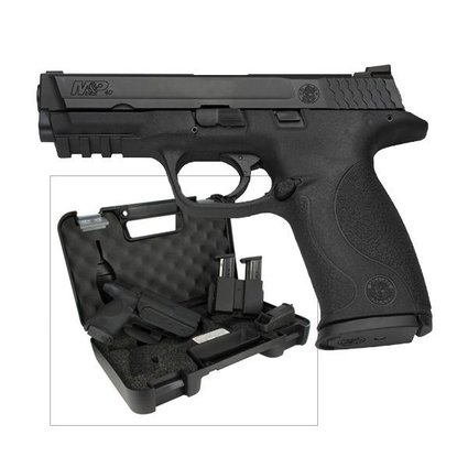 """Smith & Wesson S&W M&P40 40S&W 4.25"""" Holster Kit"""