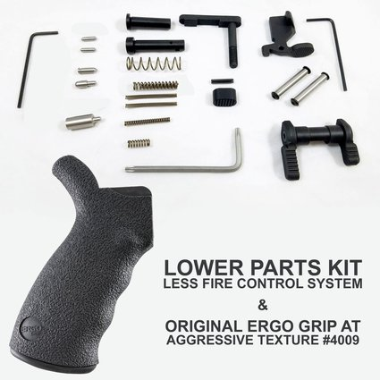 ERGO Enhanced Lower Parts Kit W/O Fire Control