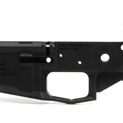 Aero M4E1 Stripped Lower Receiver, Aero Precision