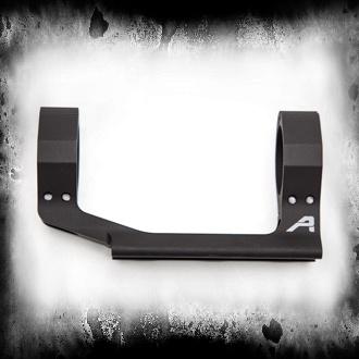 Aero Aero Ultralight 30mm Standard Scope Mount, Black