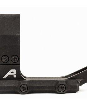 Aero Aero Ultralight 30mm Scope Mount, Extended, Black