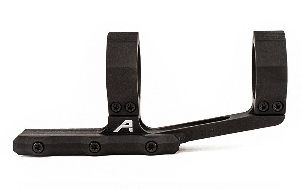 Aero Aero Ultralight 30mm Scope Mount SPR, Black