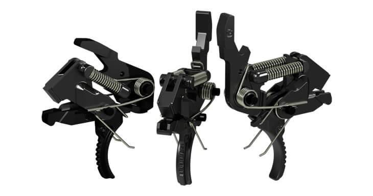 Hiperfire HIPERTOUCH® Genesis, AR15/10 Trigger Assembly
