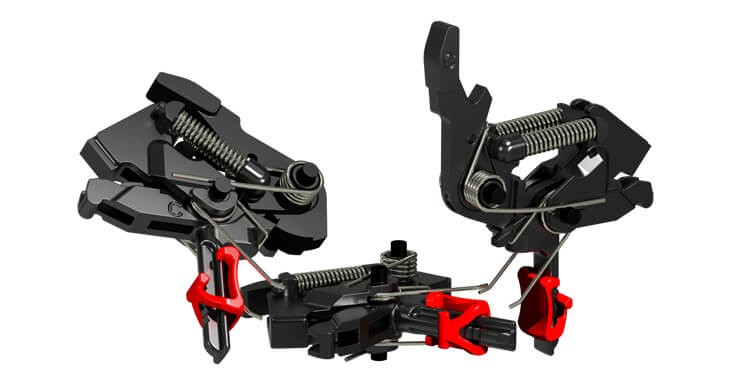 Hiperfire HIPERTOUCH® Competition, AR15/10 Trigger Assembly