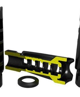 Hiperfire HIPERCOMP™ 556CQ, Muzzle Compensator, 5.56mm, 1/2-28, with crush washer